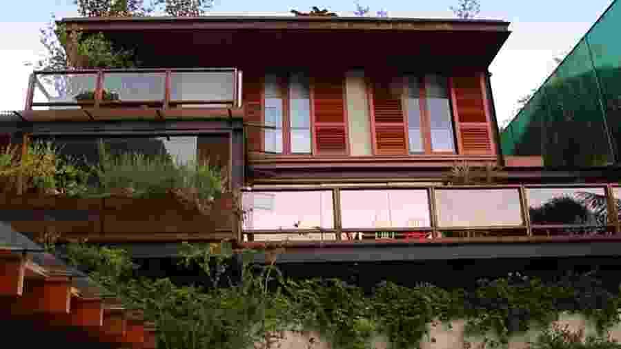 Pedro Bial abriu as portas de sua casa para programa do GNT - Reprodução/YouTube