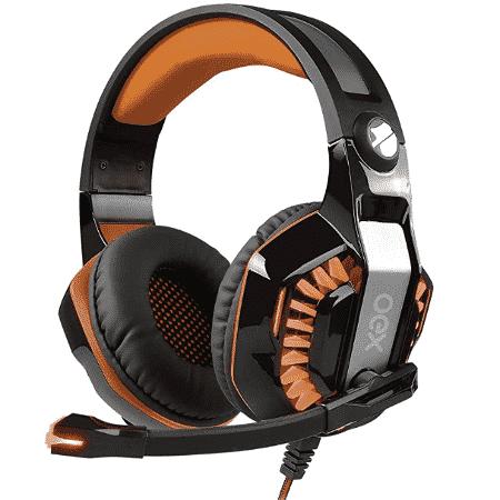 Nobru: Headset Beast HS404 OEX GAME - Reprodução/Amazon - Reprodução/Amazon