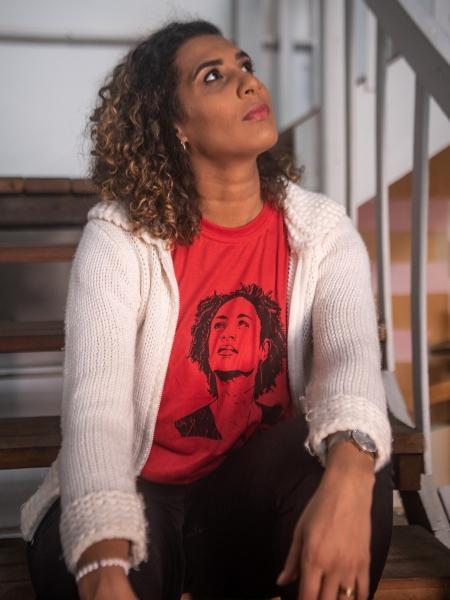 Anielle Franco - Arquivo Pessoal