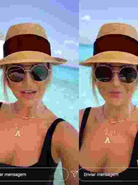 Ana Paula Siebert curte segunda lua de mel com Justus nas Maldivas - Foto: Reprodução/Instagram