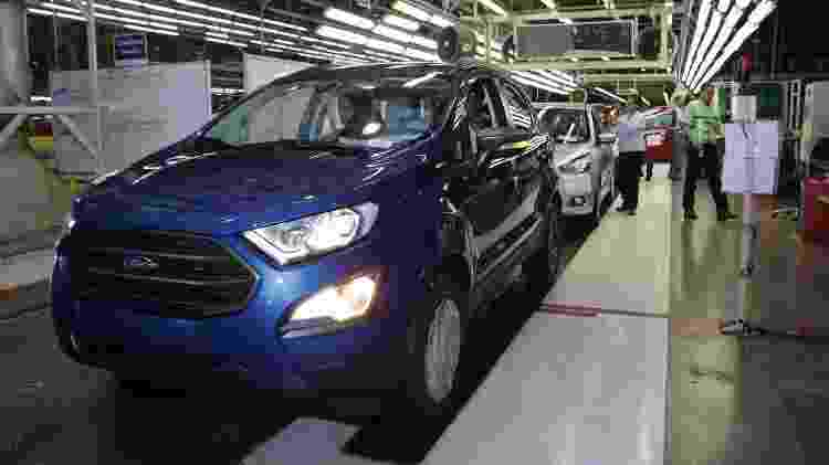 Ford - Camaçari - Divulgação - Divulgação