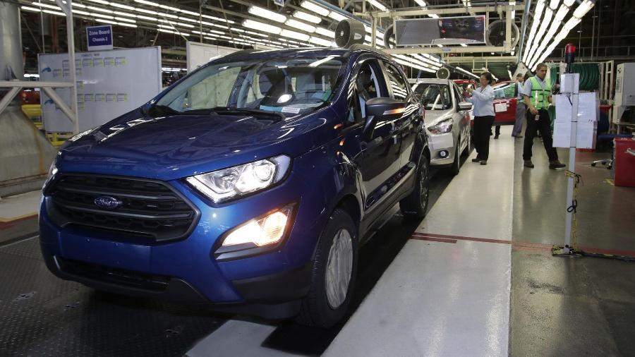 """Prefeito de Camaçari, Elinaldo Araújo (DEM) disse ter recebido """"com muita tristeza"""" o fechamento da fábrica da Ford - Divulgação"""