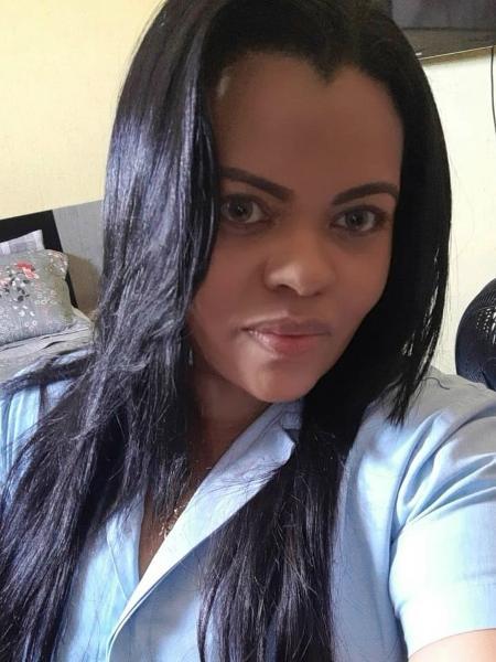 """""""Crio um menino sozinha. Estou desnorteanda e sem perspectiva"""", diz Jeane Santana Martins - Arquivo pessoal"""