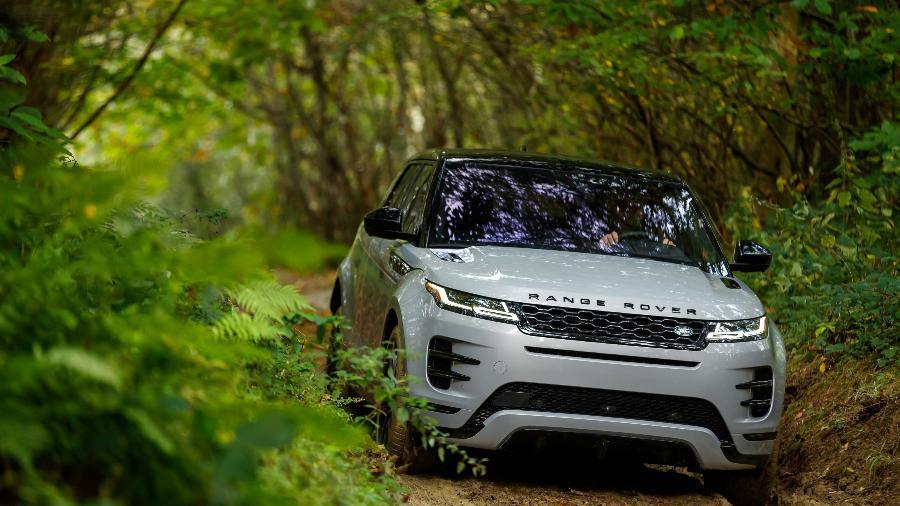 Range Rover Evoque 2021 - Divulgação