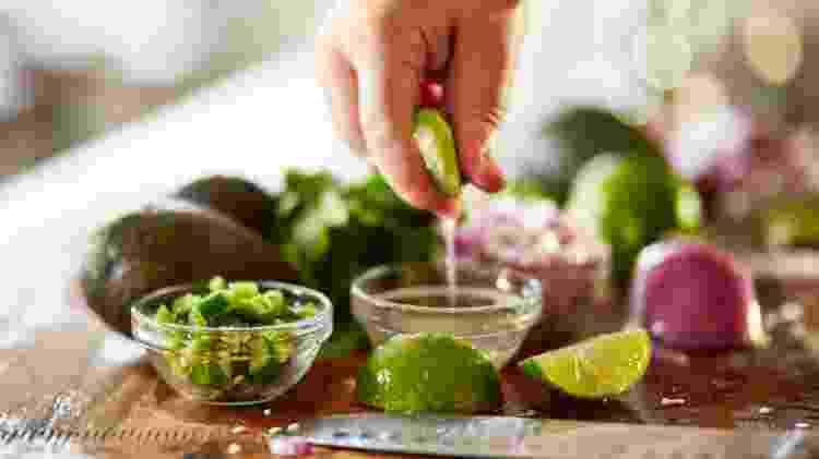 Para complementar, temperar e dar destaque aos pratos, aposte nos cítricos - Getty Images/iStockphoto - Getty Images/iStockphoto