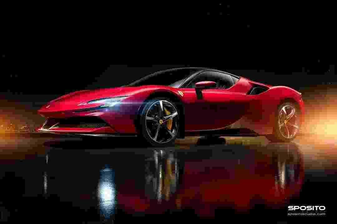 Ferrari SF90 Stradale chega ao Brasil - Sposito Studio/Ferrari