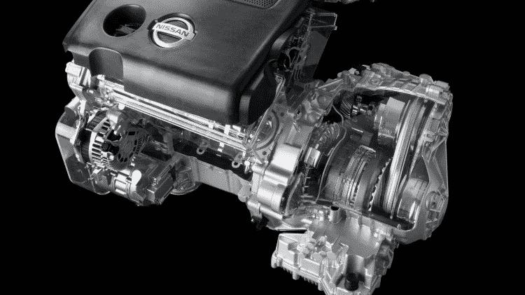 CVT utiliza polias de diâmetro variável interligadas por correia ou corrente para buscar torque ideal - Divulgação - Divulgação