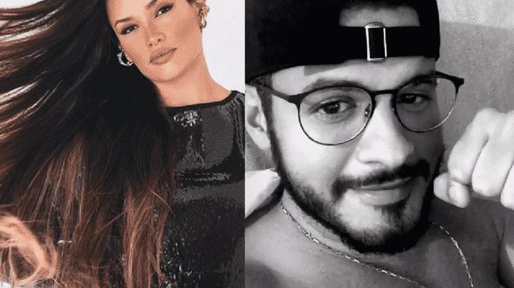 BBB 21: Juliette e o ex, Alvaro Neto - Reprodução/Instagram - Reprodução/Instagram
