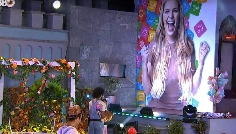 BBB 21: Começa festa do líder de Viih Tube - Reprodução/Globoplay