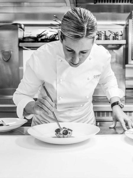 Clare Smyth, do Core: reabertura da casa três estrelas Michelin - Reprodução Instagram