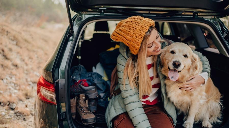 Não abre mão de viajar com seu bichinho? Veja itens para transportá-lo em segurança - Getty Images