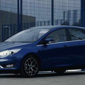 Ford Focus Titanium 2.0 A/T - Murilo Góes/UOL
