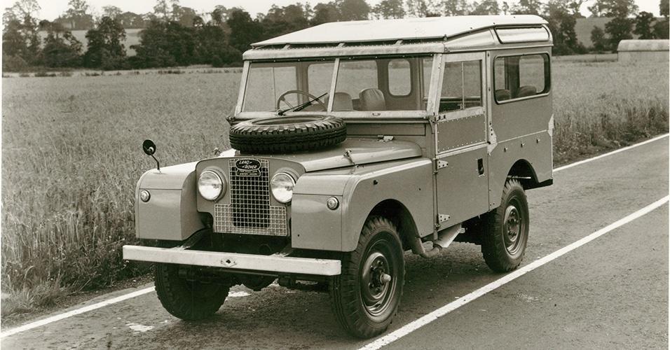 Land Rover Série I