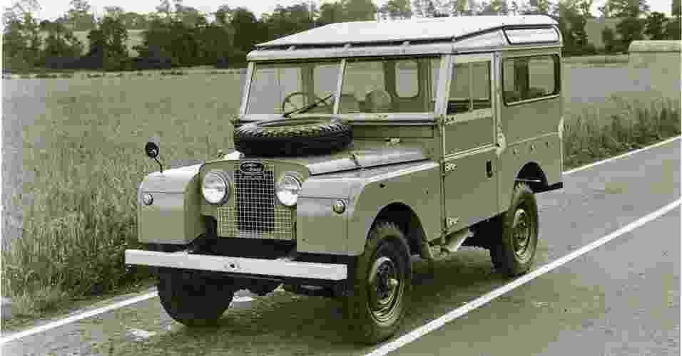Land Rover Série I - Divulgação