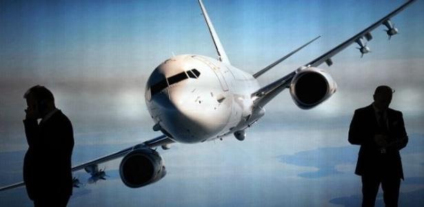 Wifi e demais novas tecnologias de conexão representam desafio ao setor de aviação - AFPImage