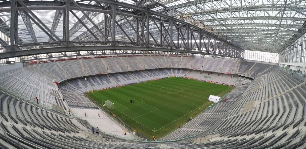 Arena da Baixada será palco do UFC 198, marcado para o dia 14 de maio, sábado