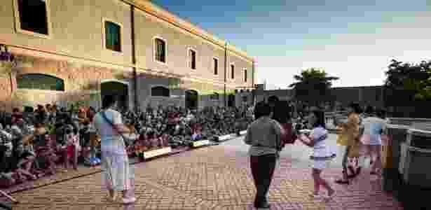Caixa Cultural Fortaleza - Reprodução/Facebook - Reprodução/Facebook