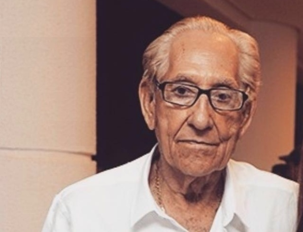 Seu Vicente, pai do cantor Marrone, faleceu aos 83 anos - Divulgação