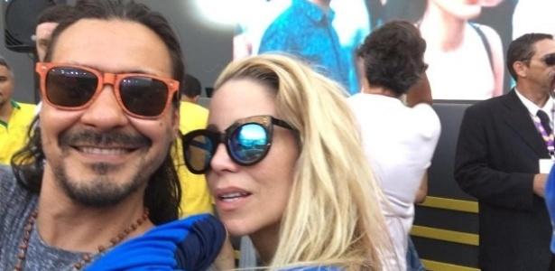 André Gonçalves e Dani Winits vão se casar no civil - Reprodução/Instagram/André Gonçalves