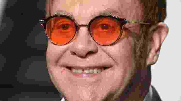 O cantor Elton John - Getty Images - Getty Images