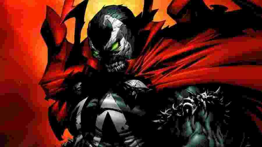 Spawn, o personagem dos quadrinhos - Reprodução