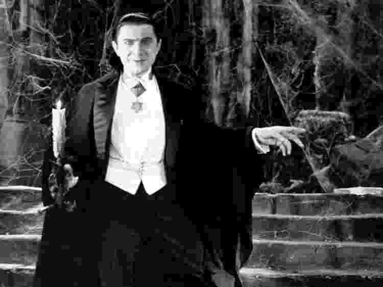 Béla Lugosi em cena do clássico 'Drácula' (1931) - Divulgação - Divulgação