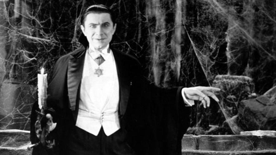 """Béla Lugosi em cena do clássico """"Drácula"""" (1931) - Divulgação"""