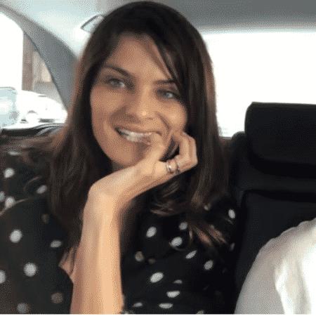 Isabeli Fontana é entrevistada por Matheus Mazzafera - Reprodução/Instagram/isabelifontana