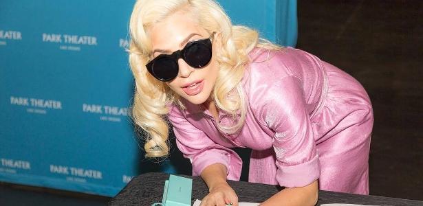 Lady Gaga assina contrato para série de shows em Las Vegas