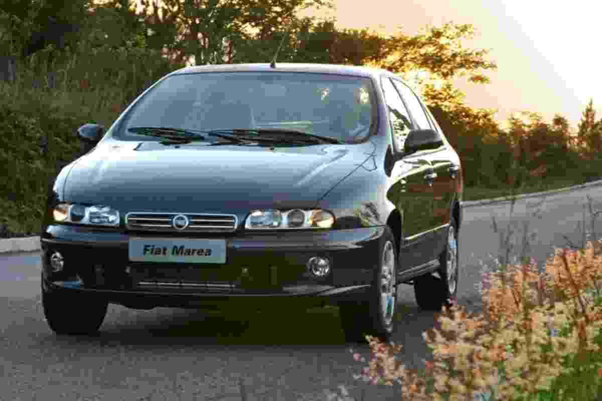 Fiat Marea Turbo - Divulgação