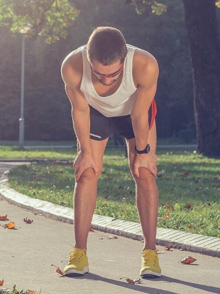 por que minhas panturrilhas estão doloridas depois de correr