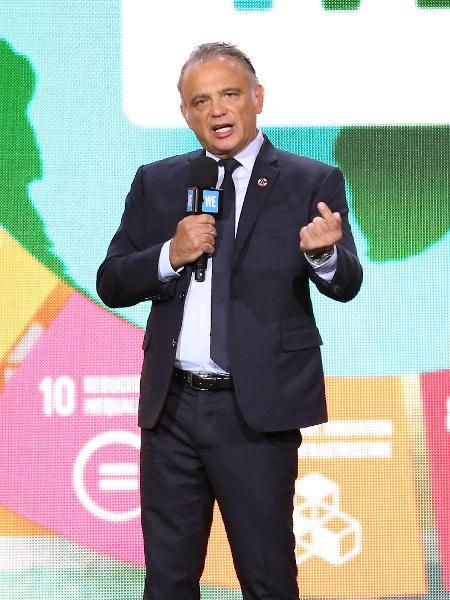 Luiz Loures se afastou da UNAIDS após o escândalo sexual - Getty Images