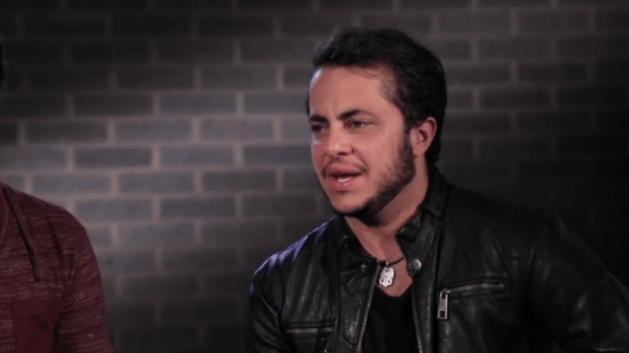 Thammy Miranda é entrevistado por Rafael Cortez - Reprodução/YouTube