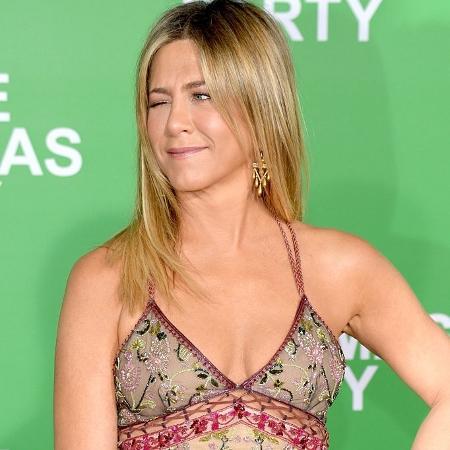 A atriz Jennifer Aniston - Matt Winkelmeyer/Getty Images