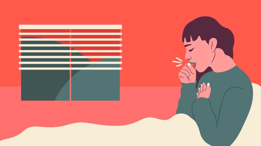 A gripe costuma atacar de abril a outubro, e há um pico de pessoas com a doença no inverno - Camila Rosa