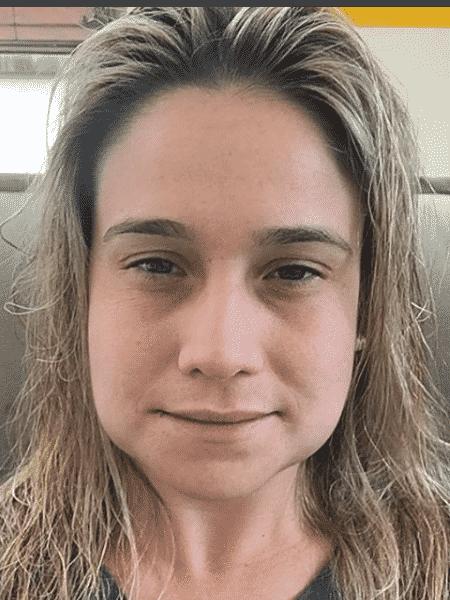 Fernanda Gentil com o rosto inchado - Reprodução/Instagram