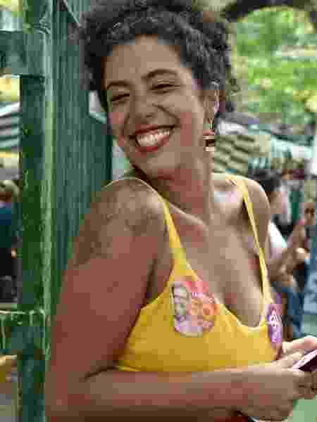 A deputada federal pelo PSOL-RJ, Talíria Petrone - Reprodução/Instagram/taliriapetrone