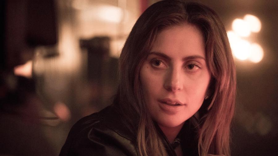 """Lady Gaga em cena de """"Nasce Uma Estrela"""" - Reprodução"""