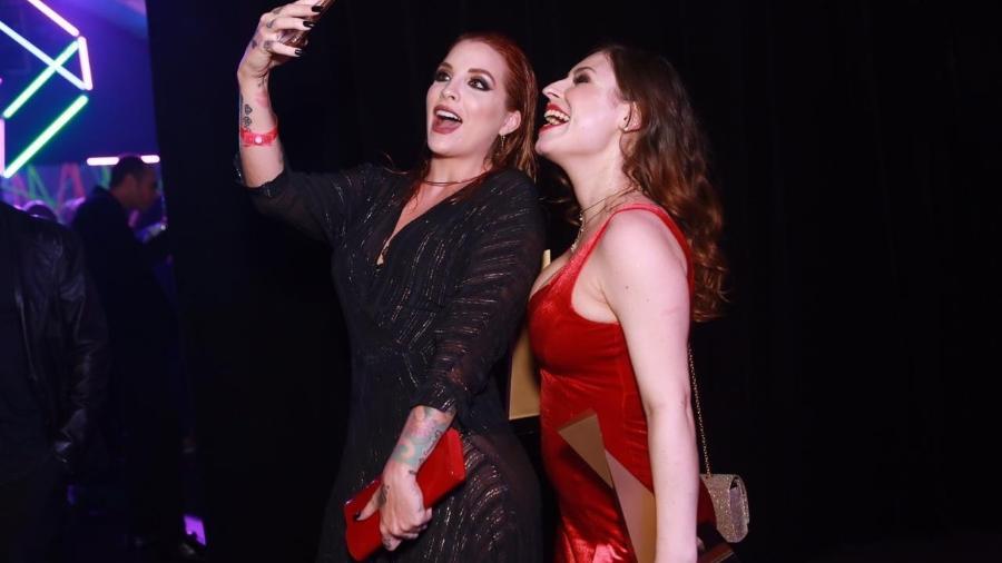 Sexy Hot 2018 - Clara Aguilar e Emme White - Iwi Onodera/UOL