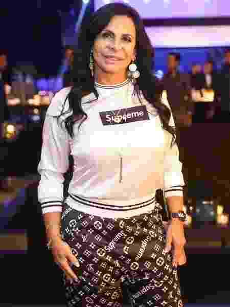 Gretchen relembra trajetória de sua carreira - Manuela Scarpa/Brazil News
