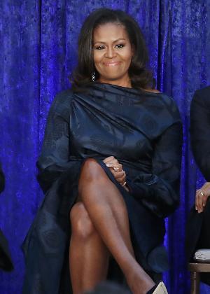 Michelle Obama relembra momento difícil em especial