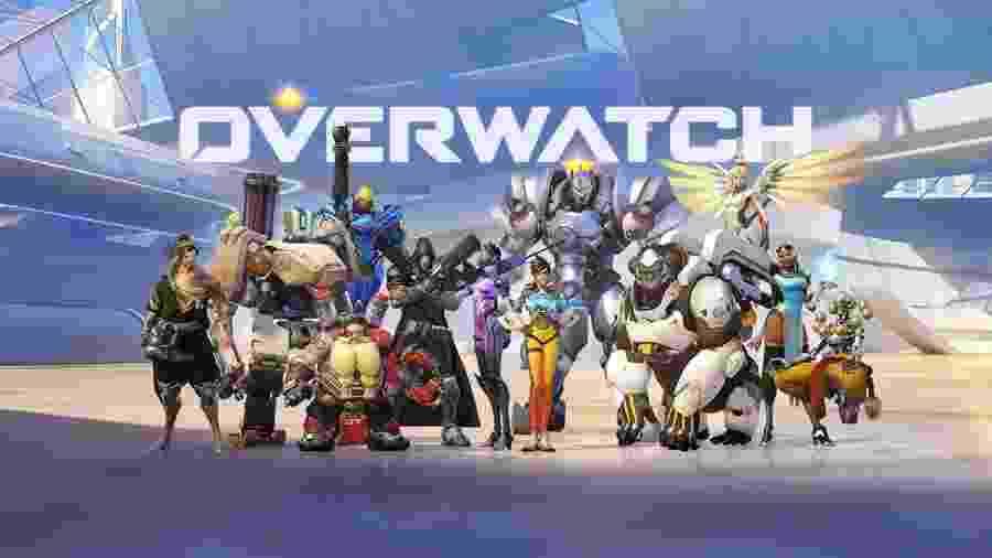 Overwatch - Reprodução