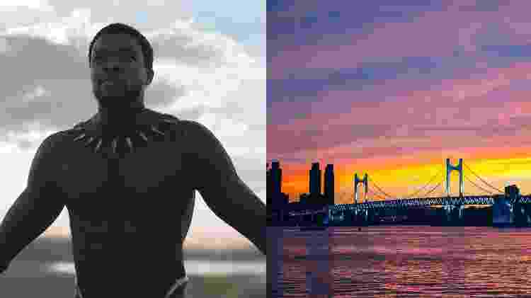 Montagem Pantera Negra - Marvel Studios/Divulgação - iStock - Marvel Studios/Divulgação - iStock