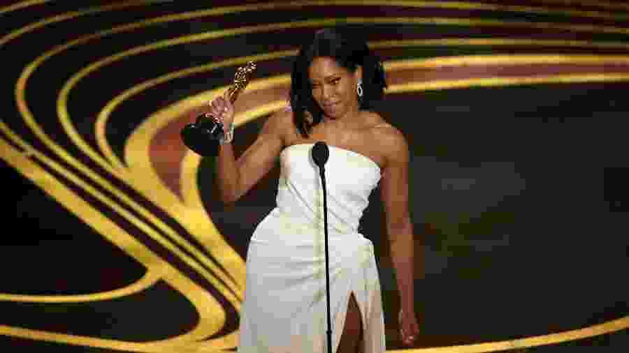 """Regina King já ganhou o Oscar de melhor atriz coadjuvante por """"Se a Rua Beale Falasse""""; filme em Veneza é estreia na direção - Kevin Winter/Getty Images"""