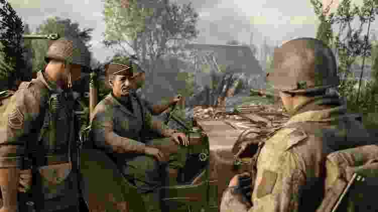 Call of Duty WW2 Players - Reprodução - Reprodução