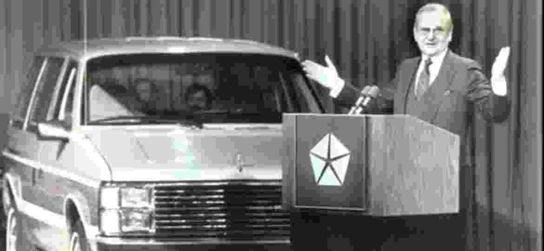Iacocca comandou a Chrysler e salvou a empresa da falência nos anos 80 - Divulgação