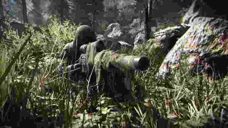 Call of Duty: Modern Warfare - Beta 2 - Reprodução - Reprodução