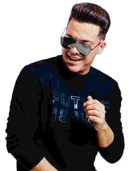 O cantor Wesley Safadão - Divulgação