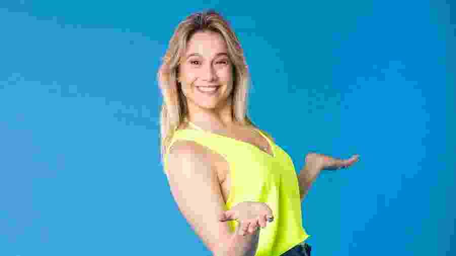 """Fernanda Gentil apresenta o novo programa """"Se Joga"""" - Globo/Paulo Belote"""