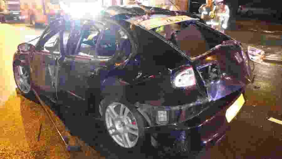 SEAT explode na Inglaterra por uso de purificador de ar e cigarro - West Yorkshire Fire & Rescue Service